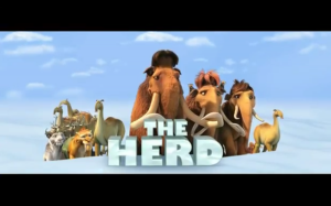 Ice Age The Herd