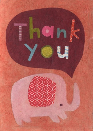 Day 23 – Write A Thank You Letter