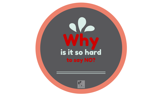 Why Is It So Hard To Say No – (For A Nice Girl)?