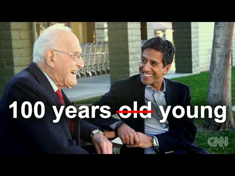 Dr. Wareham's Recipe For Living And Thriving Till 100 Years Of Age