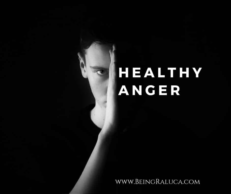 How To Express Anger In A Healthy Way