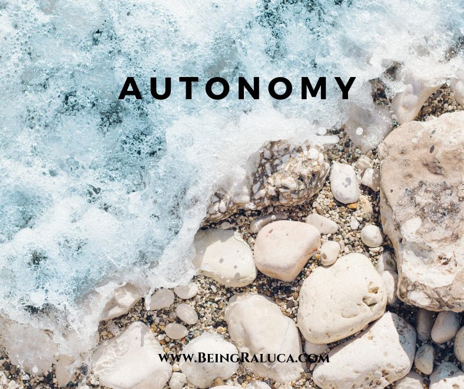 Day 4  Autonomy